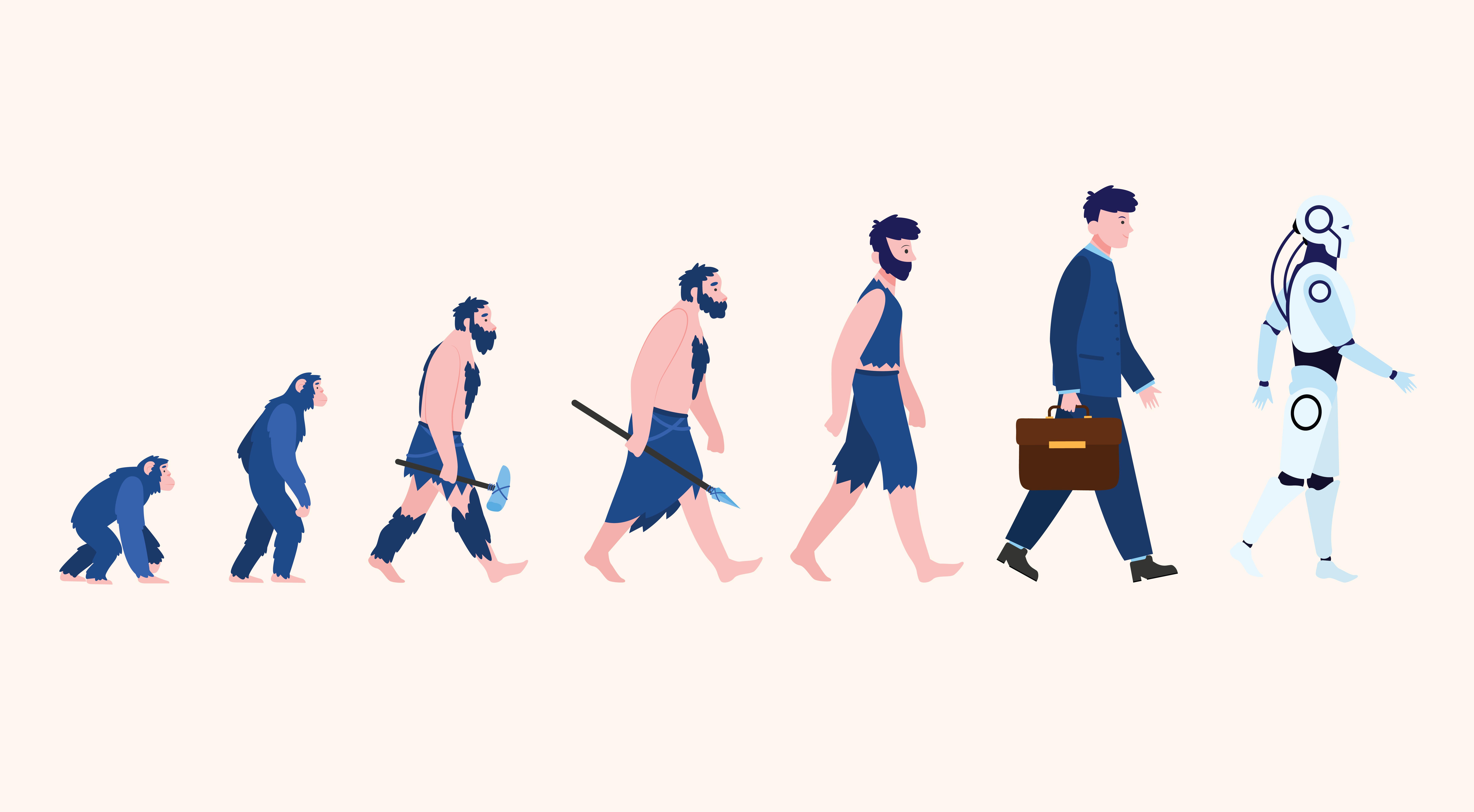 วิวัฒนาการของปัญญาประดิษฐ์